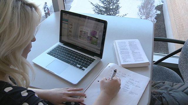 Учеба онлайн: университет на диване