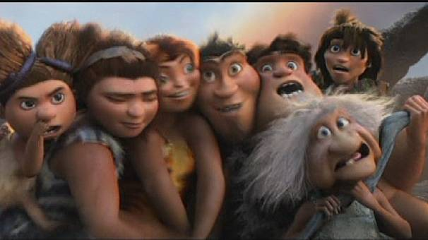 Pleasing The Croods