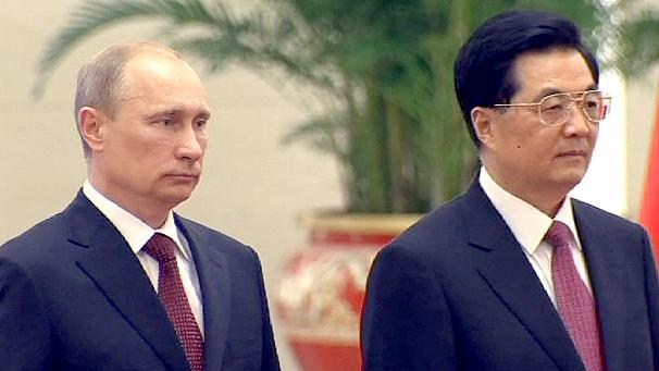 China-Russia: a special relationship