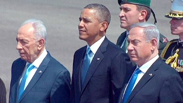 Obama's Israeli-Palestinian second try