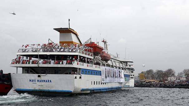 Israel apologises to Turkey over flotilla deaths