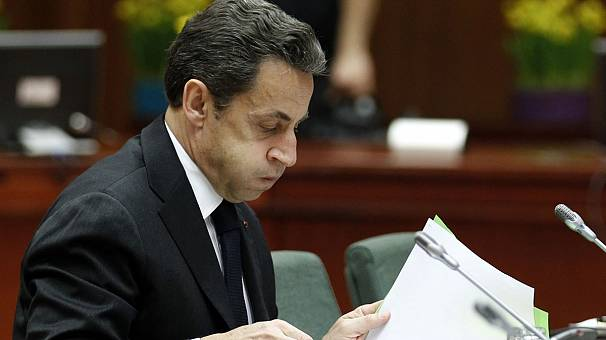 France in bitter row over claims against Sarkozy