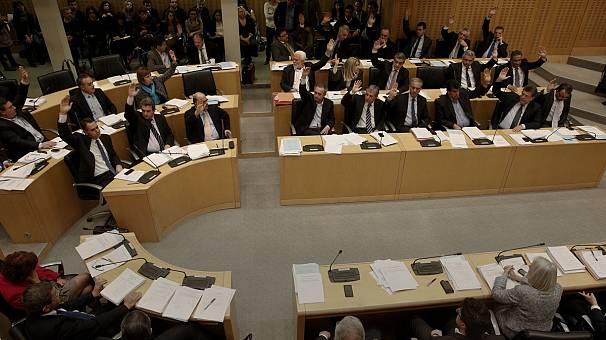 MPs approve vital measures to keep Cyprus afloat