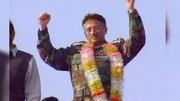 Pakistan Taliban threaten to kill returning Musharraf