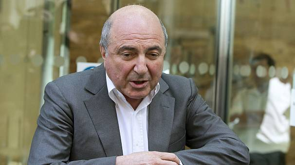 Boris Berezovsky found dead at UK home