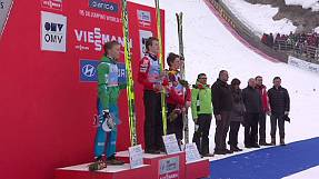 : Jurij Tepes triumphs in Planica