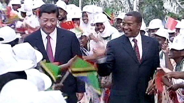 الرئيس الصيني الجديد يسعى الى دعم علاقات بلاده مع روسيا والقارة السمراء