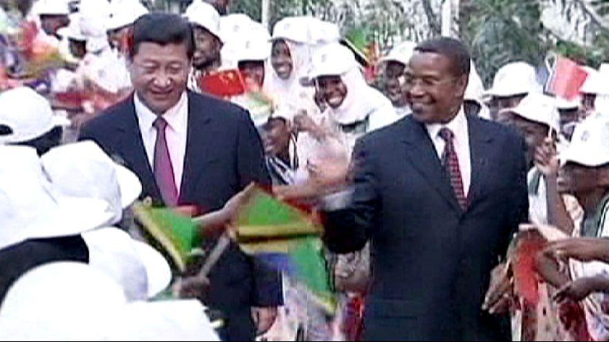 Приоритеты Китая - Россия и Африка