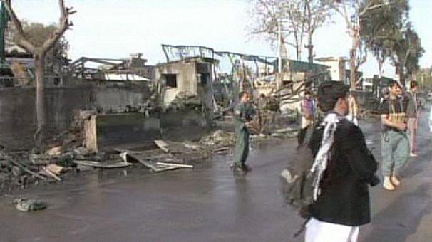 Afeganistão: Talibãs atacam centro de treino da polícia em Jalalabad