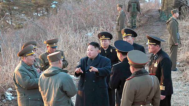 US says it's ready for any N. Korean military strike