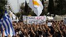 Cipro, monta la protesta contro piano ristrutturazione banche