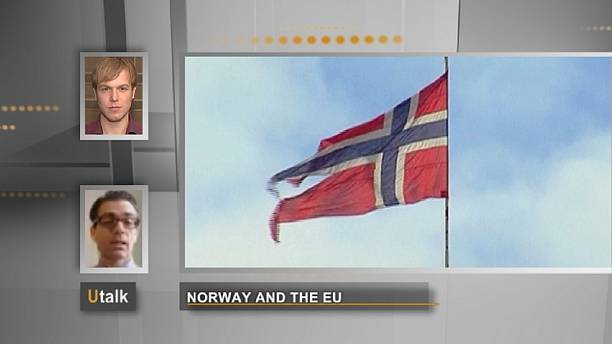 Why isn't Norway in the EU?