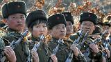 North Korea in nuclear hysterics