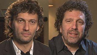 Jonas Kaufmann, Asher Fisch: interview extras