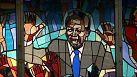 """Mandela está de """"bom humor"""" e a melhorar"""