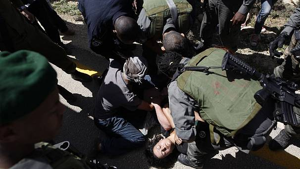 West Bank clashes on eve of 'Land Day'
