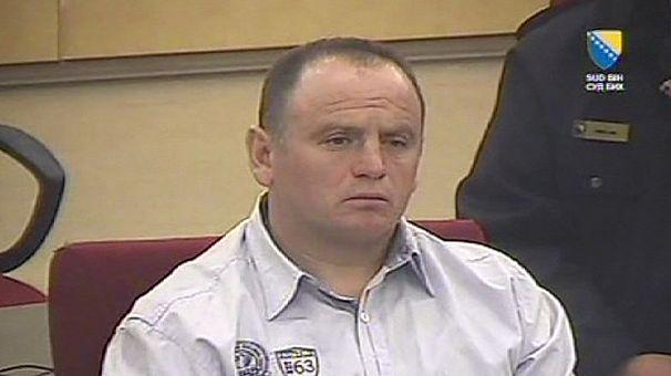 "45 anni di reclusione a ""Batko"". Criminale di guerra serbo-bosniaco"