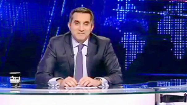 Egypt: arrest warrant for satirical TV host