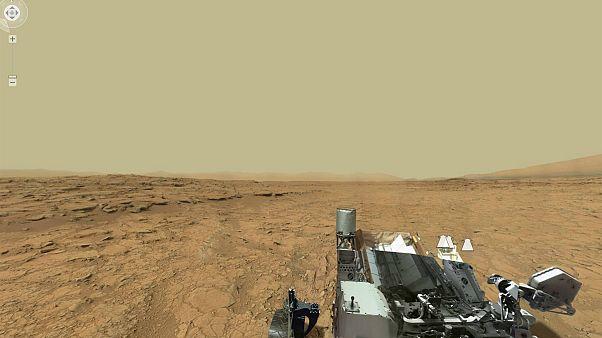 Embarquement pour Mars!