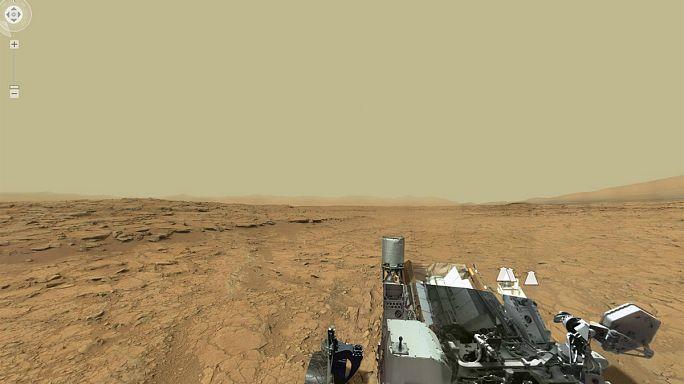 Embarquement pour Mars !