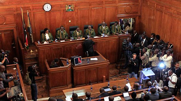 Kenya Supreme Court confirms election result