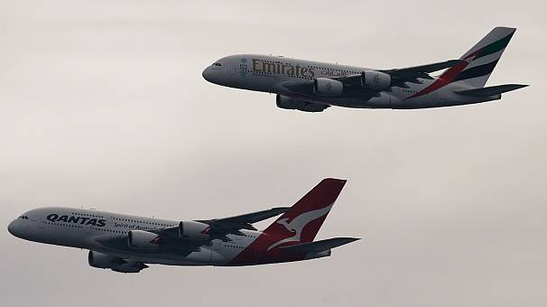 Trasporto aereo, alleanza strategica tra Qantas e Emirates