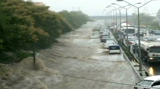 Mauritian capital Port Louis rocked by heavy floods
