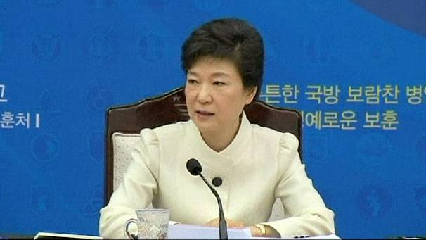 South Korea promises 'strong response' to threats from North
