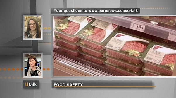 Avrupa'da gıda güvenliği
