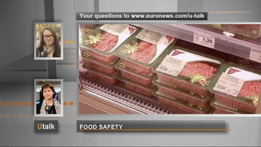 Europa y la carne de caballo