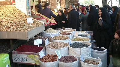 Iranians go nuts over pistachio prices