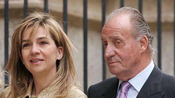 Spagna: l'infanta Cristina convocata dal giudice che indaga sul marito