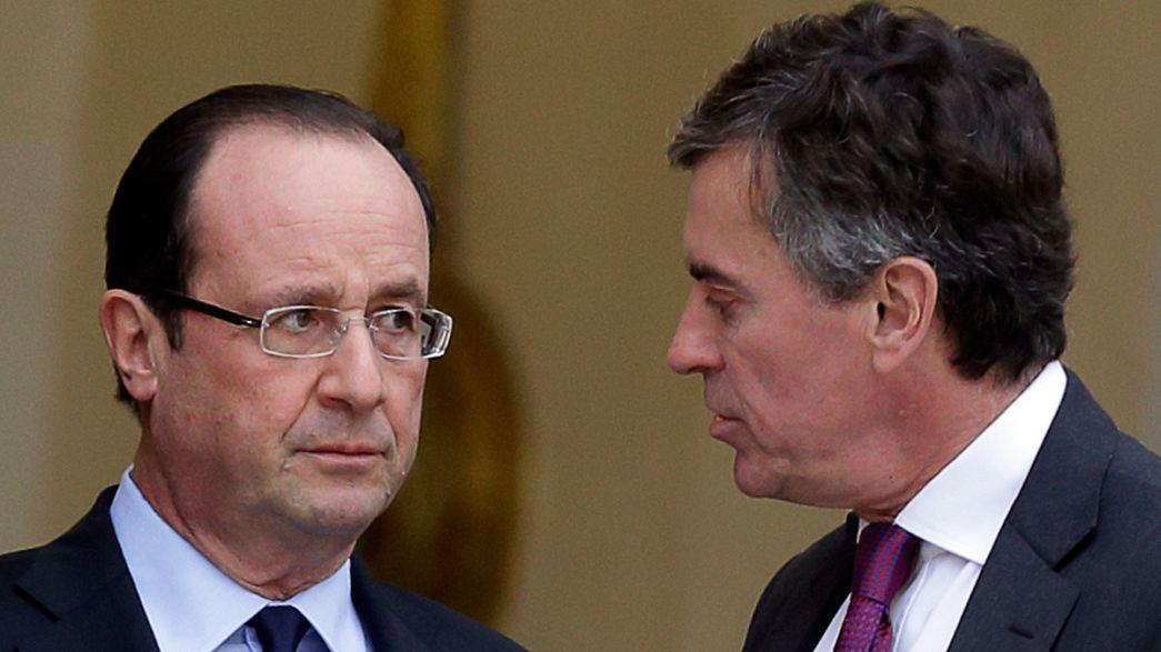 França: Mentira categoricamente negada de um ministro do Orçamento