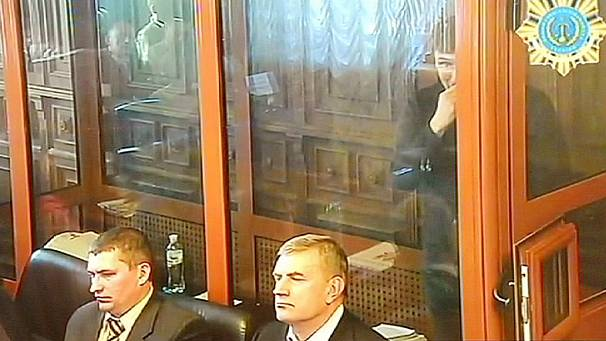 Ukrainian court keeps Tymoshenko ally in jail
