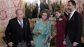 Die spanische Krone steckt in der Krise