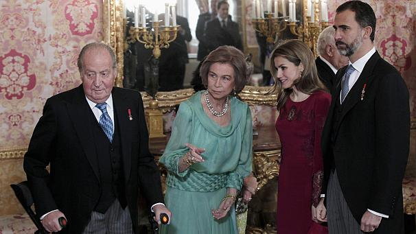 Spain's monarchy in crisis