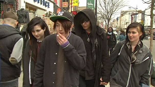 Manchester police make targeting 'goths' a hate crime