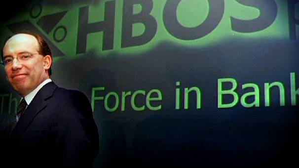 HBOS 'colossal' failure blamed on its bosses