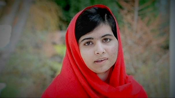 Pakistani schoolgirl shot by Taliban launches Malala Fund charity
