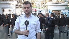 Euronews Correspondent attacked in Cairo