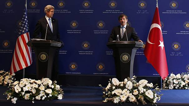 US Sec of State John Kerry urges Turkey and Israel to heal their rift