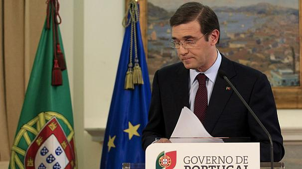 Portuguese PM vows further cuts