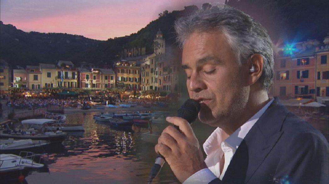 Andrea Bocelli, artista appassionato