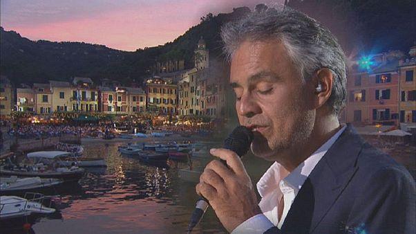 Filantropia e sucesso mundial: um retrato de Andrea Bocelli