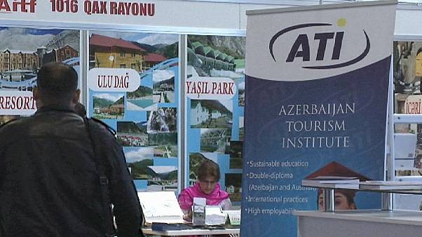 Tourism on sale in Azerbaijan
