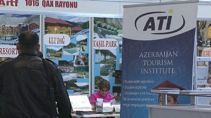 12. Azerbaycan Uluslararası Turizm ve Seyahat Fuarı