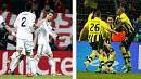 Real Madrid and Dortmund through to Champions League semis