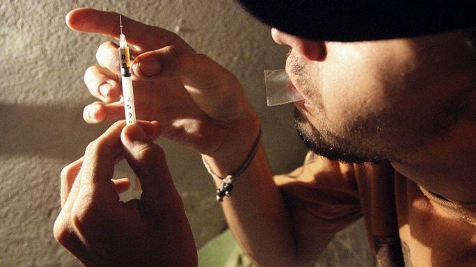 Uyuşturucu baronu Howard Marks euronews stüdyo konuğu