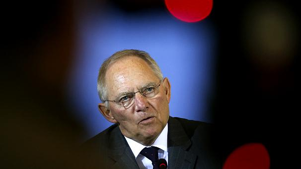 Schaeuble: Greek WWII reparation report 'irresponsible'