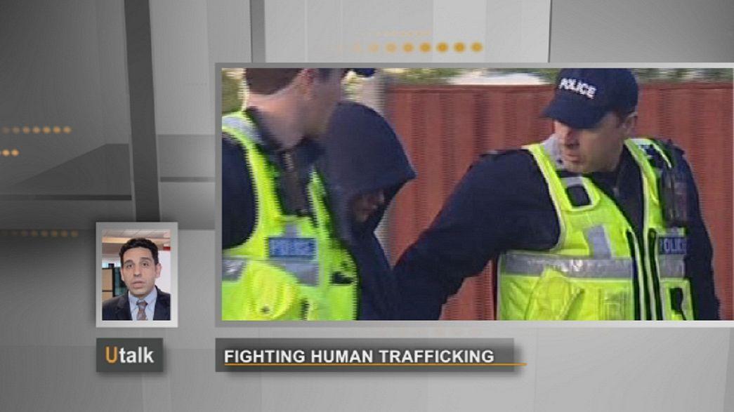 Avrupa'da insan ticaretine karşı mücadele
